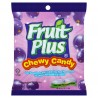 Fruit Plus Chewy Candy 150g - Blackcurrant