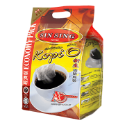Sin Sing Kopi-O Mixture Bags 10g x 100s - Economy Pack