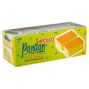 Apollo Layer Cake 18g x24s - Pandan