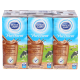 Dutch Lady UHT Chocolate Flavoured Milk 6x200ml
