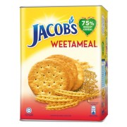 Jacob's Wheat Cracker 700g - Weetameal
