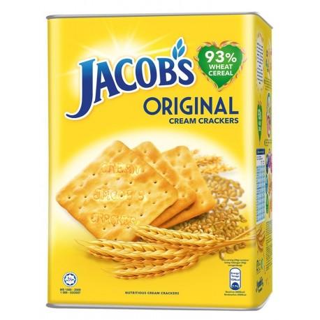 Jacob's Cream Cracker 700g - Original