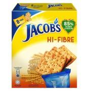 Jacob's Sachet Multipack Wheat Crackers 209.6g- Hi-Fibre