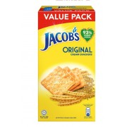 Jacob's Cream Cracker Refill Value Pack 360g - Original