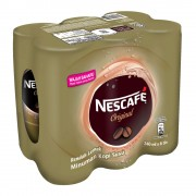 Nestle Nescafe Milk Coffee Original 240ml x6 pack