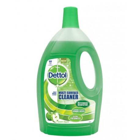 DETTOL Multi Surface Cleaner 1.5L - Green Apple