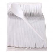 Plastic Spoon Pack - 50pcs