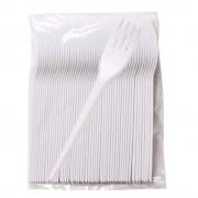 Plastic Fork Pack - 50pcs