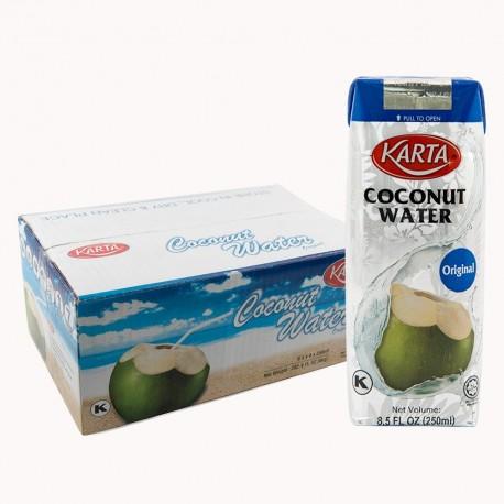KARTA Coconut Water 4x6x250ml
