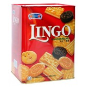 Kerk Lingo Assorted Biscuits 600g