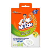 Mr. Muscle Fresh Discs Refill 76g - Citrus